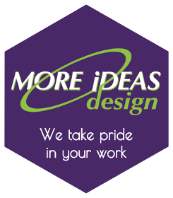 MORE iDEAS design - Bringing ideas to life